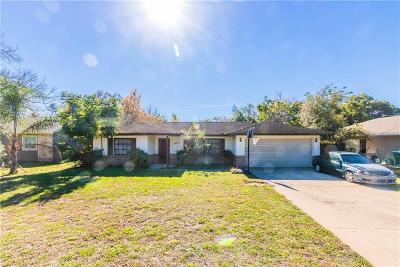Deltona Single Family Home For Sale: 877 Vicksburg Street