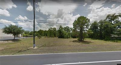 Volusia County Residential Lots & Land For Sale: Roberts Road