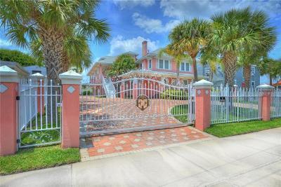 Daytona Beach Single Family Home For Sale: 417 N Wild Olive Avenue