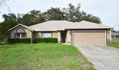 Deltona FL Single Family Home For Sale: $215,000