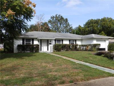 Deltona Single Family Home For Sale: 2762 Canal Road