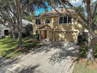 Debary Single Family Home For Sale: 18 Dalewood Drive