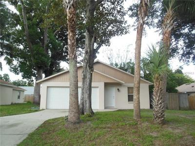 Holly Hill Single Family Home For Sale: 452 8th Street