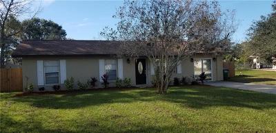 Deltona Single Family Home For Sale: 3445 Florentine Street