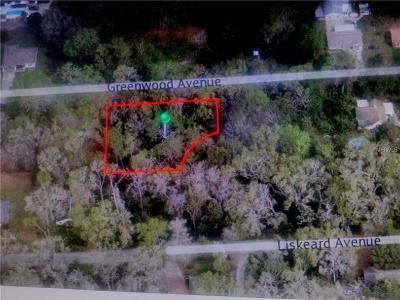 Orange City Residential Lots & Land For Sale: Greenwood Avenue
