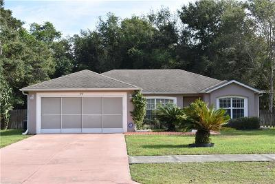 Deltona Single Family Home For Sale: 1211 Humphrey Boulevard