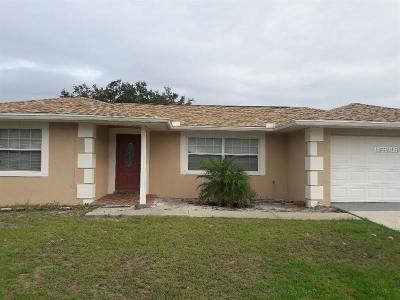 Deltona Single Family Home For Sale: 1956 W Chapel Drive