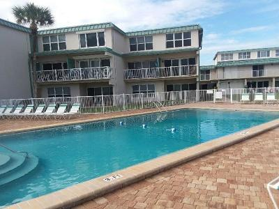 Daytona Beach, Daytona Beach Shores, New Smyrna Bch, New Smyrna Beach, Ormond Beach, Edgewater, Ponce Inlet Condo For Sale: 4849 Saxon Drive #A201