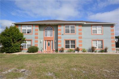 Deltona Single Family Home For Sale: 2372 Curtiss Drive