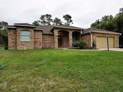 Deltona Single Family Home For Sale: 1870 Snook Drive