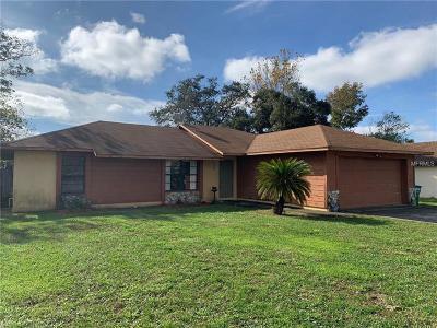 Deltona Single Family Home For Sale: 2071 Galahad Drive
