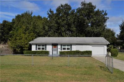 Debary Single Family Home For Sale: 44 Smyrna Drive
