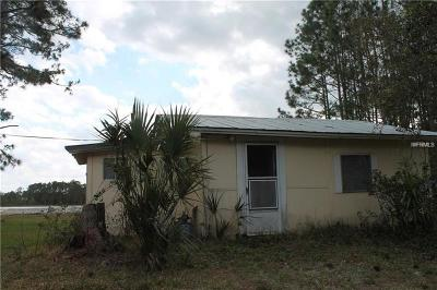 Deltona Single Family Home For Sale: 384 Mitnik Drive