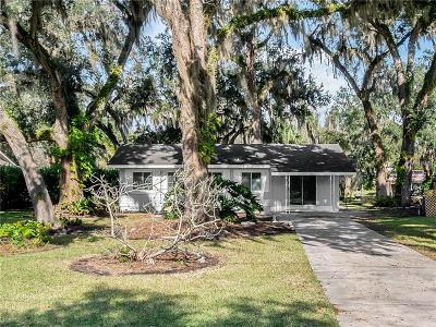Deland  Single Family Home For Sale: 2926 N Shell Road
