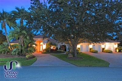 Port Orange Single Family Home For Sale: 1705 Spruce Creek Way