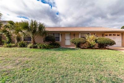 Edgewater Single Family Home For Sale: 2942 Orange Tree Drive