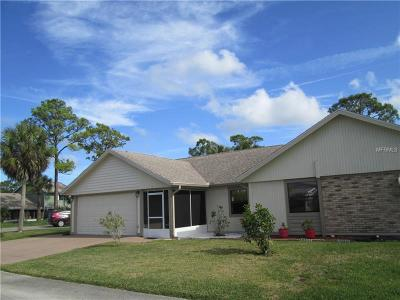 New Smyrna Beach Single Family Home For Sale: 1 Bogey Circle