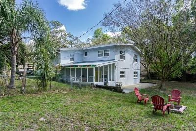 Deland Single Family Home For Sale: 11 S University Circle