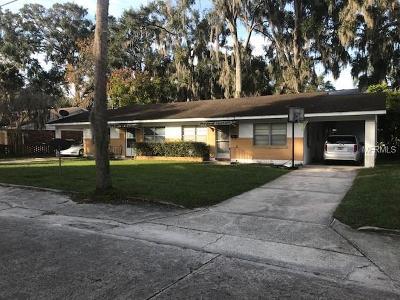 Deland Multi Family Home For Sale: 104 N Kentucky Avenue