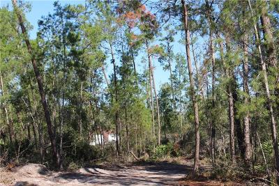 Sanford Residential Lots & Land For Sale: 6058 Feather Lane