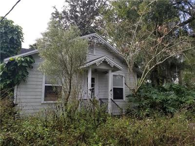 Daytona, Daytona Beach, Daytona Beach Shores, De Leon Springs, Flagler Beach Single Family Home For Sale: 6161 Lake Winona Road