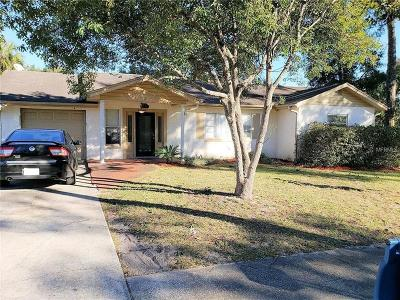 Deland Single Family Home For Sale: 109 S Brooks Avenue