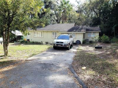 Deland Single Family Home For Sale: 1122 E Hubbard Avenue
