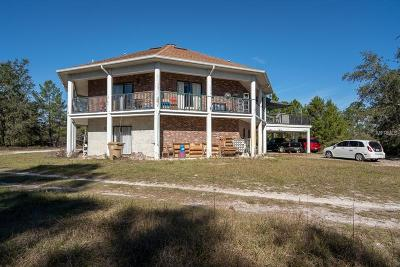 Eustis Single Family Home For Sale: 32325 State Road 44