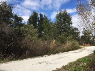 Orange City Residential Lots & Land For Sale: Hickory Avenue