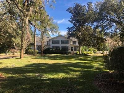 Deland Single Family Home For Sale: 1103 N Boston Avenue