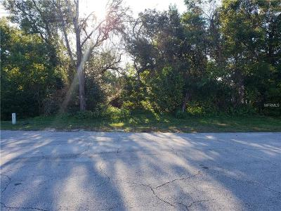 Deltona FL Residential Lots & Land For Sale: $25,000
