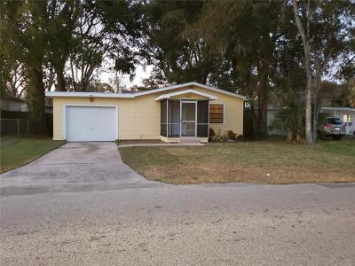 Holly Hill Single Family Home For Sale: 604 6th Street