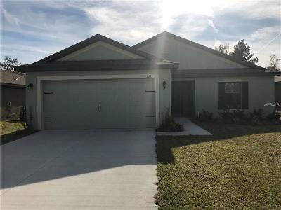 Deland Single Family Home For Sale: 3833 Arborvitae Way