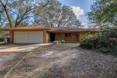 Deland Single Family Home For Sale: 2265 E Dale Circle
