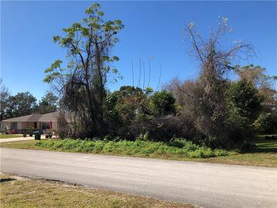 Deltona Residential Lots & Land For Sale: 994 Dawson Drive