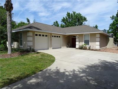 Deland Single Family Home For Sale: 2013 Quail Hollow Drive