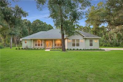 Deland Single Family Home For Sale: 1825 Glenwood Reserve Drive