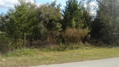 Residential Lots & Land For Sale: 3041 Fayson Circle