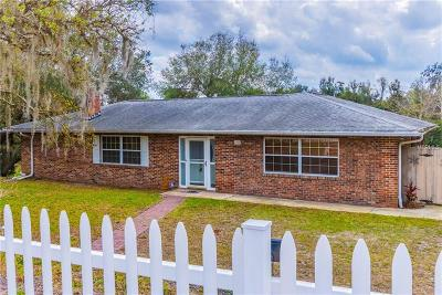Deltona Single Family Home For Sale: 2505 Boswell Street