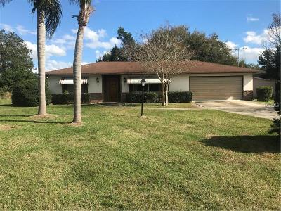 Deltona Single Family Home For Sale