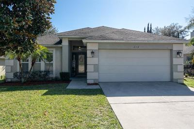 Deltona Single Family Home For Sale: 212 Kettering Road