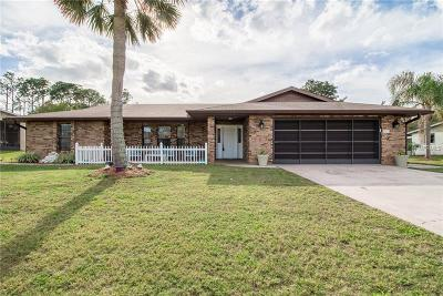 Deltona Single Family Home For Sale: 2677 Shiprock Court