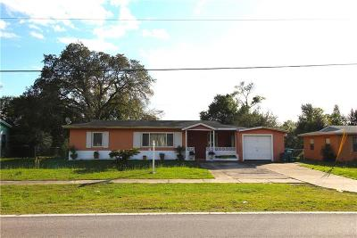 Deltona Single Family Home For Sale: 641 E Normandy Boulevard
