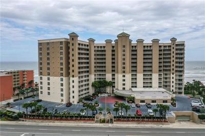 Daytona Beach Shores Condo For Sale: 2403 S Atlantic Avenue #1105