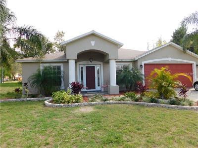 Deltona Single Family Home For Sale: 1851 N Merrick Drive
