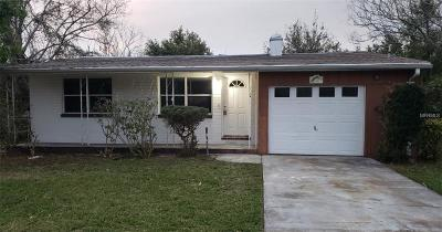 Holly Hill Single Family Home For Sale: 602 S Flamingo Drive
