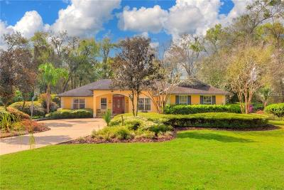 Deland  Single Family Home For Sale: 1960 Hillcrest Oak Drive
