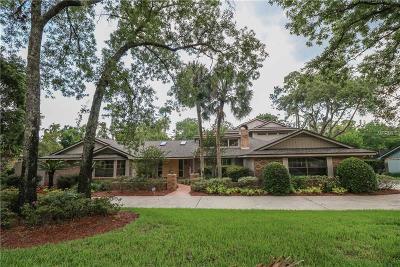 Longwood Single Family Home For Sale: 504 Springcreek Drive