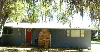 Deland Single Family Home For Sale: 1635 Parade Circle