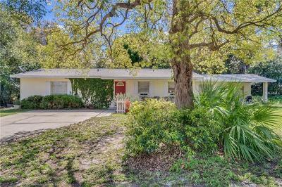 Debary Single Family Home For Sale: 137 Floridana Road